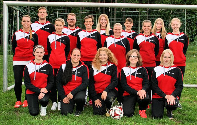 Damenmannschaft 800